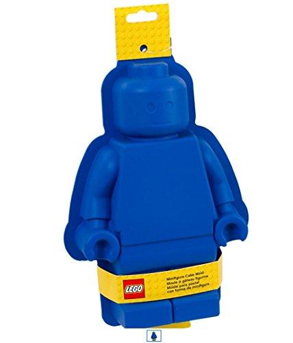 Authentic Lego Minifigure cake mold by LEGO