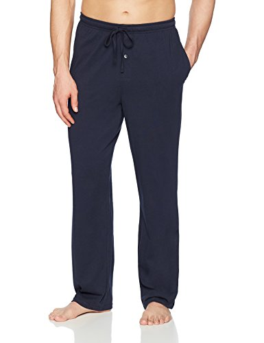 Amazon Essentials Knit Pajama Pant Bottoms, Marino, US M (EU M)
