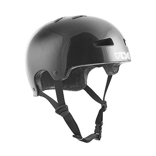 TSG Kinder Helm Evolution Kids Solid Color, injected black, XXS/XS