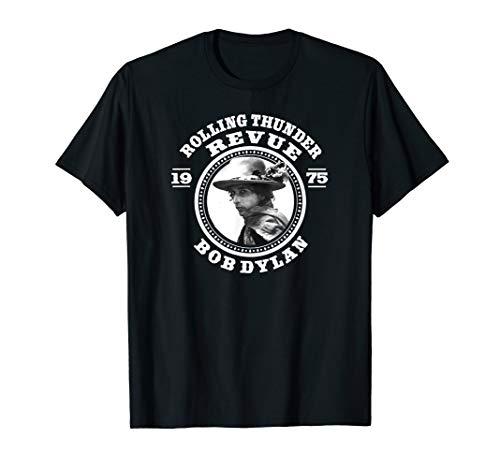 Bob Dylan - Revue T-Shirt