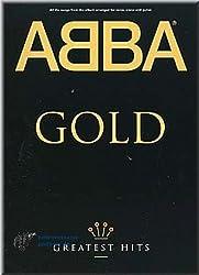 Partitions ABBA Gold- Meilleurs tubes