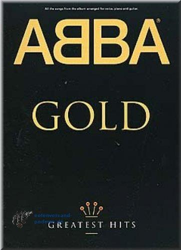Abba Gold - Greatest Hits - Noten Songbook [Musiknoten]