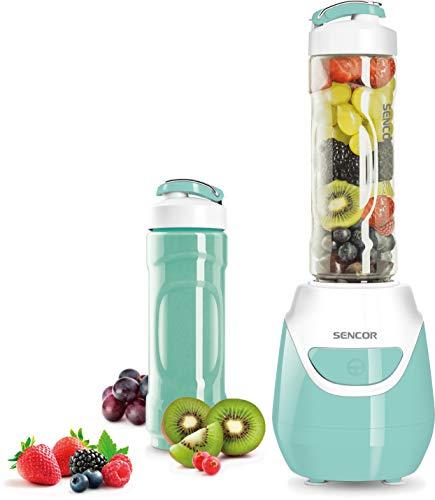 SENCOR SBL 3201GR, Standmixer, Küchenmixer, Smoothie, Nutri Mixer, Soup Maker, Grün