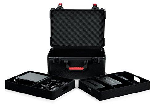 Gator GTSA-MICW6 - Funda para sistema, 7 micrófonos inalámbricos