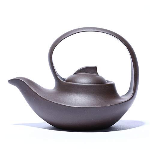 XIEWEICHAO Tetera de Mineral de Bote de té Zhuni canción Ti Liang Olla de Kung Fu (Color : Purple mud)