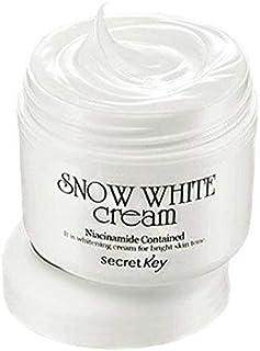 Secret key - snow white cream