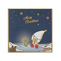 [オフィシャル] カカオフレンズ - ウインターワンダーランド メッセージカード KAKAO FRIENDS - Winter Wonderland Card (チューブ)
