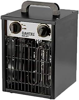 DAHTEC - H5.521 - Calefactor Ventilador eléctrico 5kW 5000