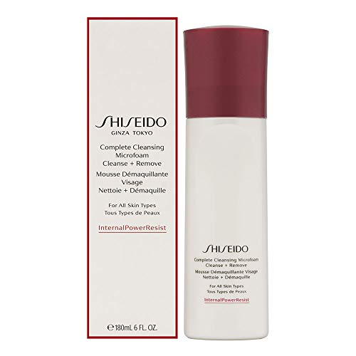 Shiseido Defend & Prepare Complete Cleansing Microfoam ,180ml