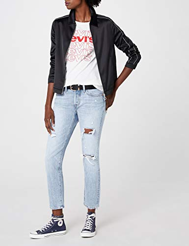 Levi's 501 Taper Jeans Dritti Donna