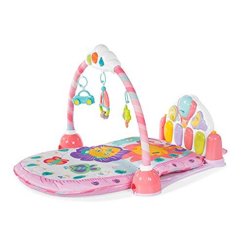 ms Innovaciones Piano - Manta actividades, color rosa (Uve)