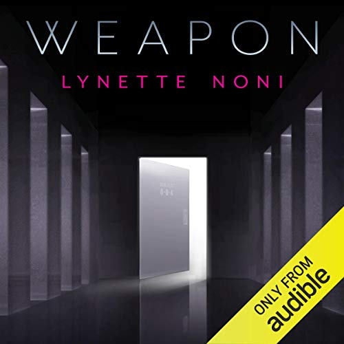 Weapon audiobook cover art