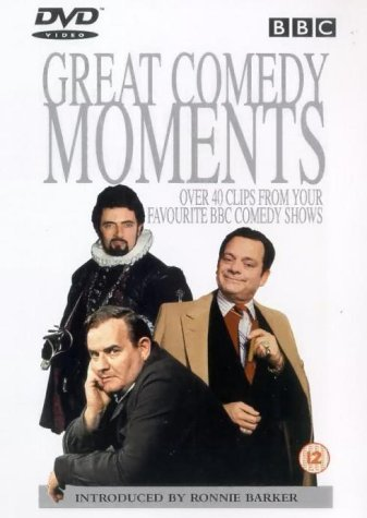 BBC Great Comedy Moments [DVD]