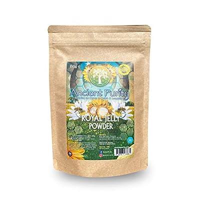 Royal Jelly Powder 150G (Freeze Dried/High Potency)