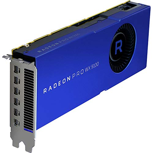Dell Radeon Pro WX 9100 16GB 6 mDP Video Card for Precision Workstations (Customer KIT)