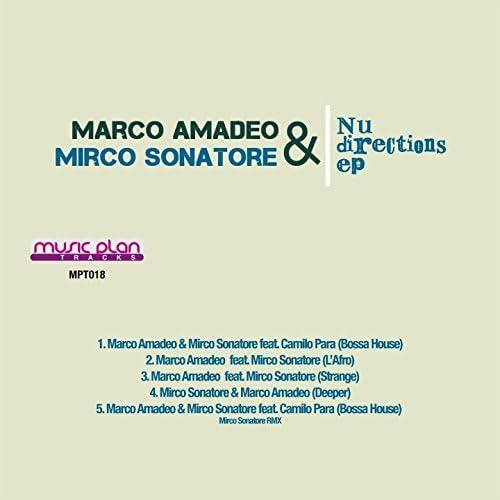 Marco Amadeo, Mirco Sonatore