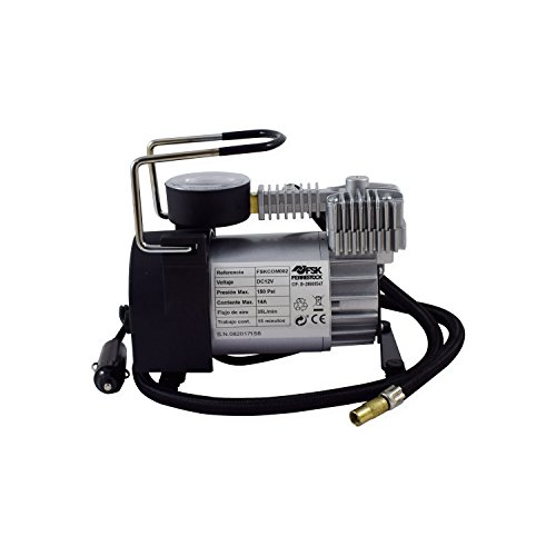 ferrestock fskcom002Mini compressore d' aria in 12V