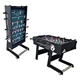 COUGAR Table de Babyfoot Scorpion Kick TS Noir |...