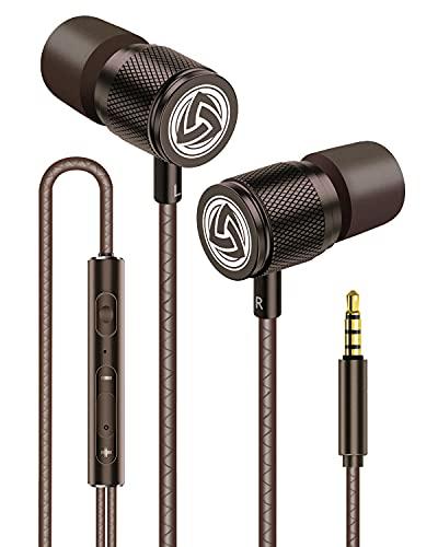 Auriculares con Micrófono de Cable