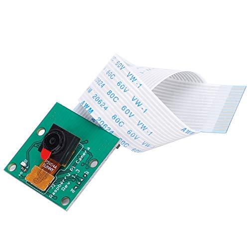 Módulo de cámara 1080p OV5647 5 Millones de píxeles 69,1 ° DC3.3V HBV-RPI1508G Módulo de cámara V11 para Raspberry Pi