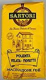 kit Farina per Polenta velata Fioretto kg. 1 x 10 kg ( 10 kg. )