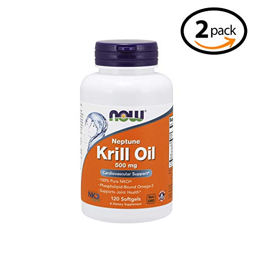 Now Neptune Krill Oil, 500 mg (225 Count)225 Count…