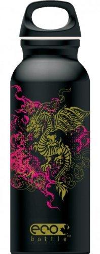 ECO Bottle Aluminium Trinkflasche Dragonheart 650ml