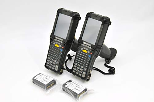 Best Prices! 2X Zebra MC92N0-GM0SYEAA6WR, Android, SE4750MR, 802.11a,b,g,n, Barcode Scanner