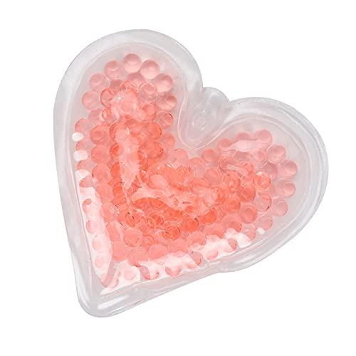 Paquete de hielo de perlas de gel, paquete de compresa caliente Paquete de hielo de compresión fría caliente Paquete de frío caliente profesional para salón de belleza