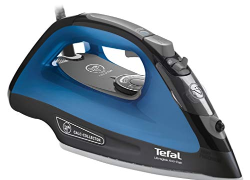 Tefal Comfortglide FV2664E0 – Mejor plancha de vapor Tefal con suela de cerámica
