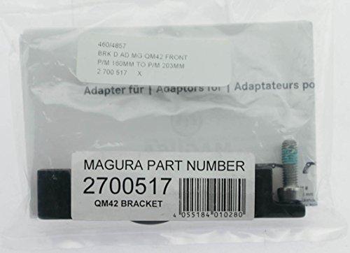 Magura QM Bremssattel Adapter Adaptervariante QM 42