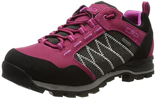 CMP Thiamat Low Wmn Trekking Shoe WP, Scarpe da Escursionismo Donna, Sherry, 37 EU