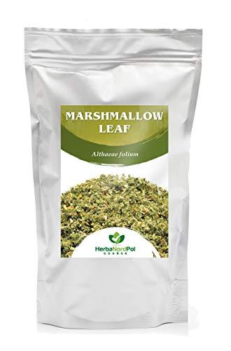 Hojas de malvavisco | Bien tamizadas, té de hojas de hierbas, sin arena | Calidad europea 500 g