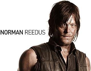 海外ドラマ ウォーキング・デッド ノーマン・リーダス/ダリル ポスター 42x30cm The Walking Dead Norman Reedus Daryl Dixon [並行輸入品]