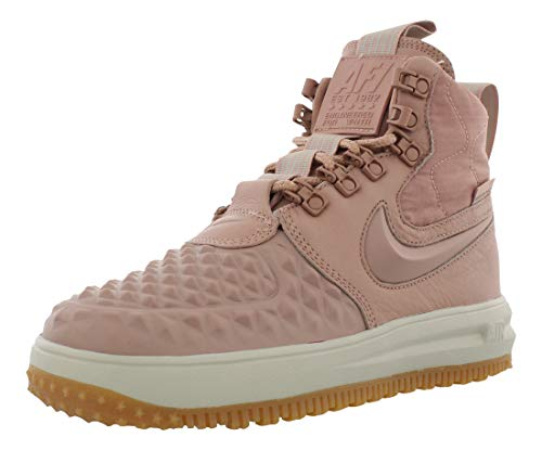 Nike Lunar Force 1 Duckboot Particle Pink AA0283 600 - AA0283600 - Color Brown - Size: 6.5