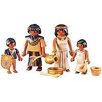 PLAYMOBIL FAMILIA EGIPCIA, REF 6492, EN BOLSA PRECINTADA DEL FABRICANTE