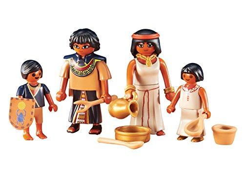 PLAYMOBIL FAMILIA EGIPCIA, REF 6492, EN BOLSA PRECINTADA DEL