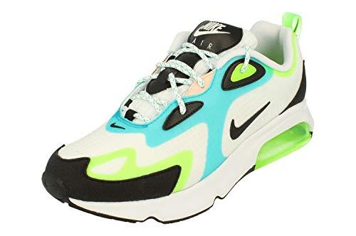 Nike Air MAX 200 SE, Sneaker Hombre, Multicolor, 42.5 EU