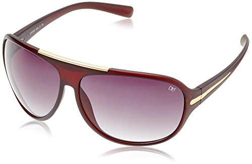 Dice Sonnenbrille - Gafas de Ciclismo, Color marrón (Crystal Braun Matt), Talla One Size