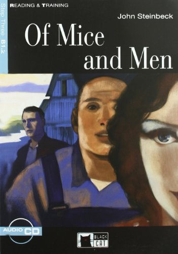 Of Mice and Men con CD: Of Mice and Men - Book & CD