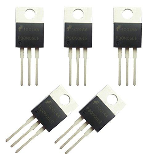Transistor N-MOSFET 56W 55V unipolar 27A  TO220AB IRLZ34NPBF N-Kanal-Transistor