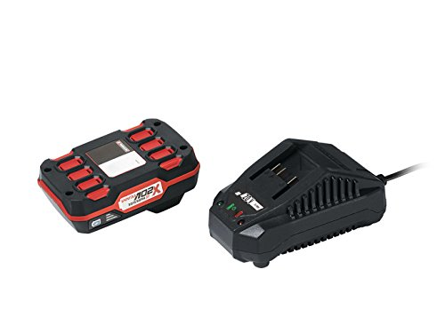 Parkside Battery Pap 20 A1+ Charger PLG20 A1 •Powerful 2Ah Li-Ion Battery with 3-Stage All Tools in The Parkside 20V Team Power Tool Series Comes with a UK Plug