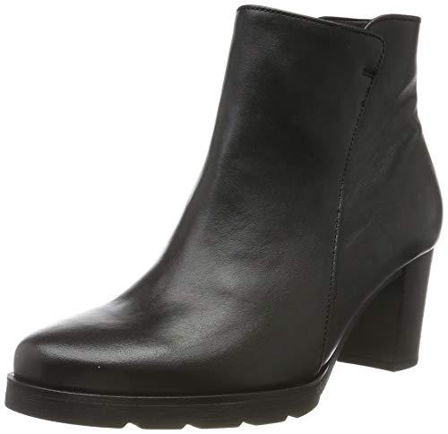Gabor Shoes Damen Basic Stiefeletten, Schwarz (Schwarz 27), 42 EU