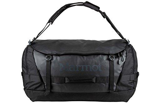 Marmot Erwachsene Long Hauler Duffel XL Große und Robuste Reisetasche, Black, 105 Liter, 29270
