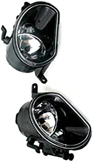 Ormax Brand New Durable Quality Front Fog Light Assembly for Audi Q7 Facelift