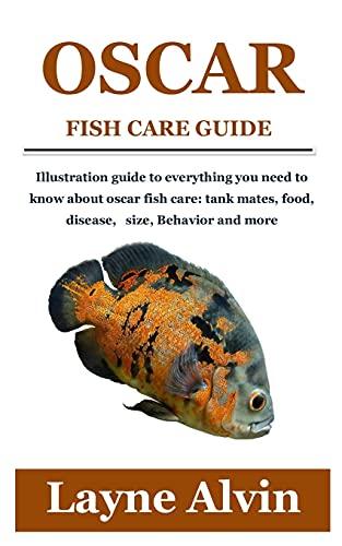 OSCAR FISH CARE GUIDE: Illustration…