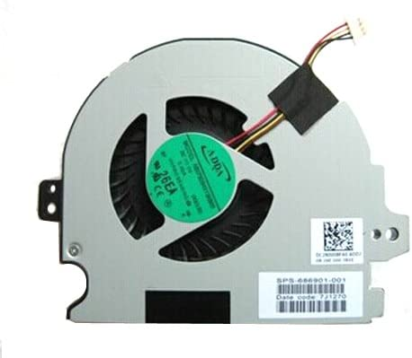 New Laptop CPU Cooling Fan For M6-1000 Attention brand HP M6-1045Dx M6T Envy M6 Japan Maker