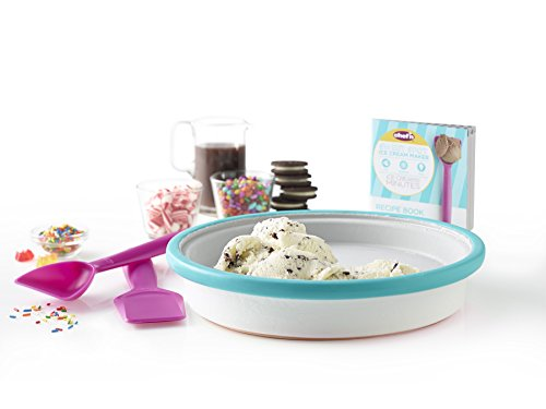Chef'n Sweet Spot Instant Ice Cream Maker, Lagoon Color