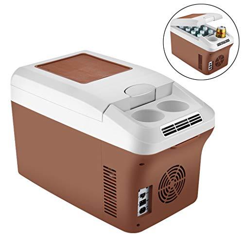 SWQG-Bratentopf 15L Auto-Kühlraum Tragbare gefrierschrank klein 12V / 24V / 220V Picknick Camping Mini Fridge Kompressor klein Gefrierschränke Kühlschrank Cooler & Warmer Box