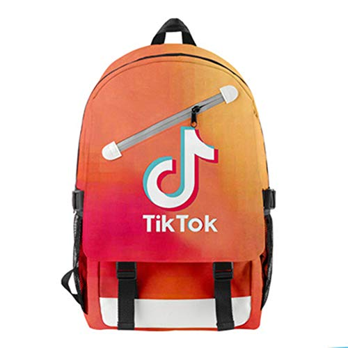 FEIFEI Camouflage Student School Bag Backpack Large Capacity Lightweight Shoulder Bag is Very Suitable for Teenage Boys and Girls, the Best Gift for Friends